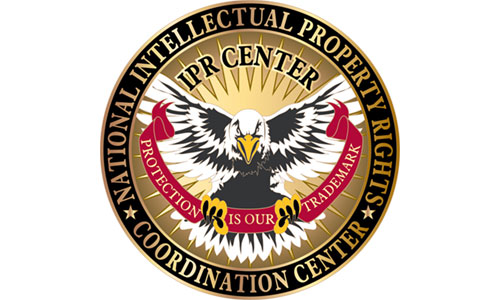 National Intellectual Property Rights Coordination Center (IPR)
