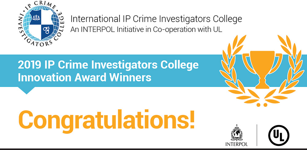 IIPCIC Award Winners